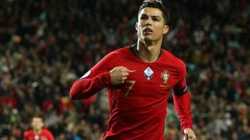 Ronaldo scores his 100th international goal