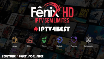 Finx APK+Activation Included Premium IPTv APK