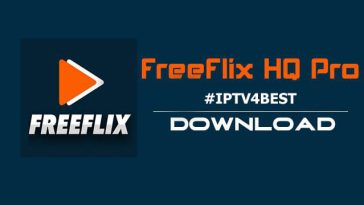 Freeflix APK By IPTV4BEST