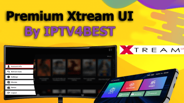 IPTv Premium Xtream UI By IPTV4BEST