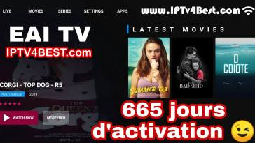 EAI Tv APK Best Tv APK Download Latest Version By IPTV4BEST.COM