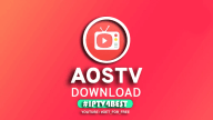 AOS TV APK Download Latest Version By IPTv4Everyday