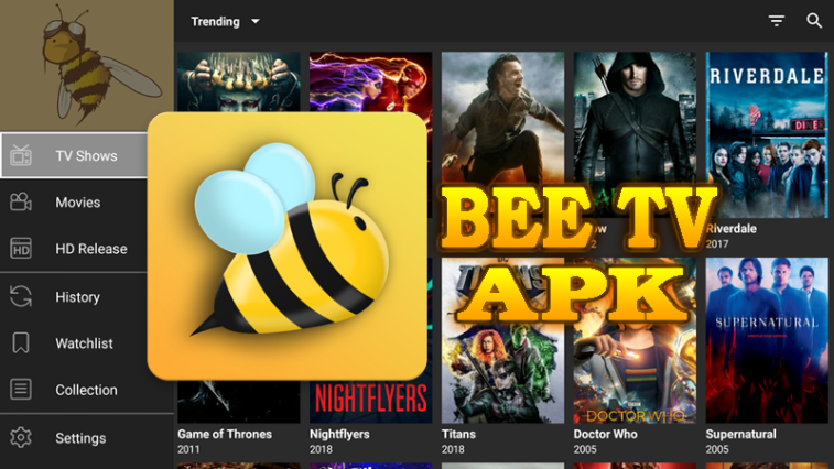 Download BeeTv APK Latest Version For Android 2021 By IPTv4Everyday.com
