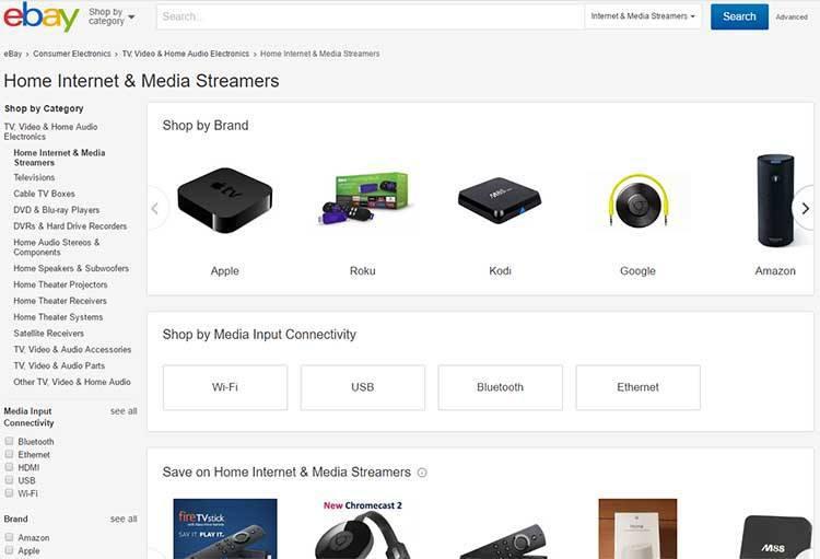 compre kodi box no ebay