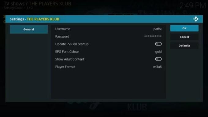 Players Klub IPTV
