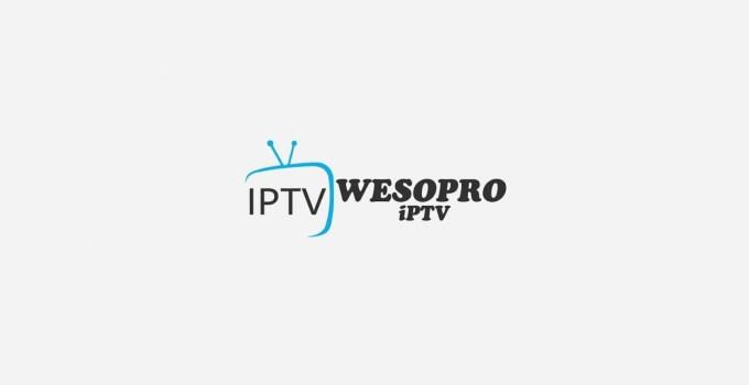 Wesopro IPTV