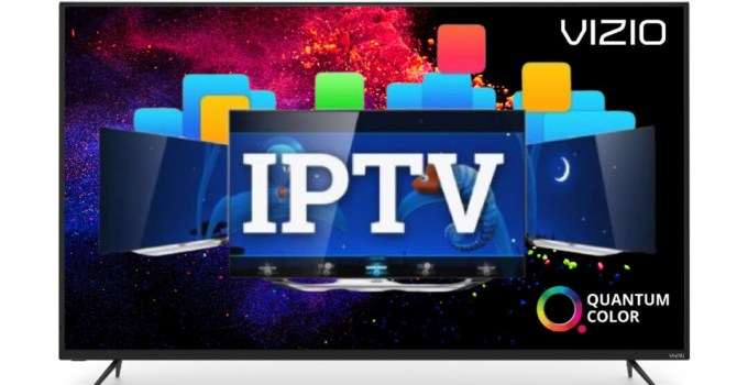 IPTV on VIZIO Smart TV