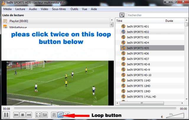 How to fix channels skipping on vlc player | iptvsat %