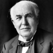 Thomas Edison, perhaps the greatest US inventor.