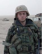 Jason Maples Operation Iraqi Freedom 2003