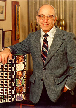 Ralph Baer, inventor of the video game console