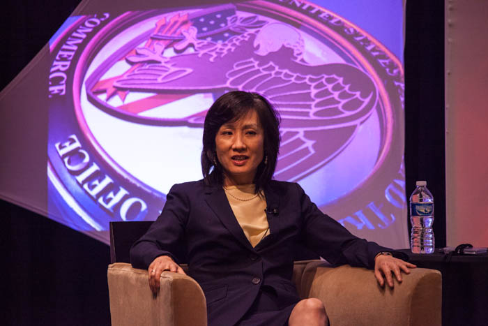 USPTO Director Michelle Lee.