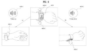 smartwatch and control