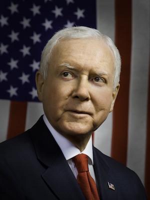 Senator Orrin Hatch (R-UT)