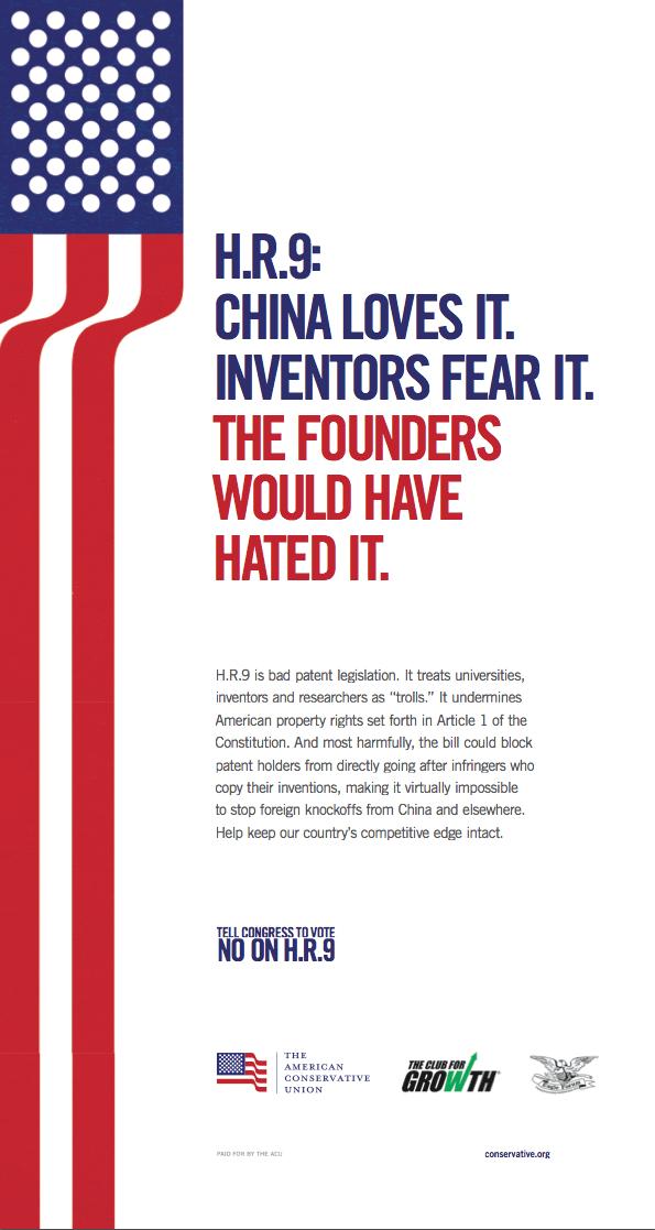 ACU Print Ad