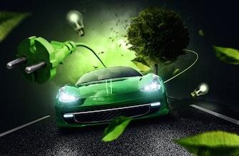 green-auto-electric-car