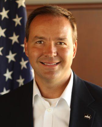 Iowa State Senator Jeff Danielson (D).,