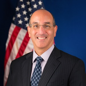 Drew Hirshfeld, Commissioner for Patents at the United States Patent and Trademark Office.