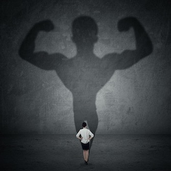 businesswoman-shadow-strength