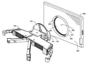 tablet headrest