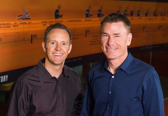 Dennis Lee and Tim Porth founded Octane Fitness in 2007.