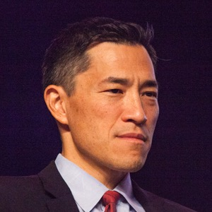 Judge Raymond Chen of the United States Court of Appeals for the Federal Circuit, October 2015 at the AIPLA annual meeting.