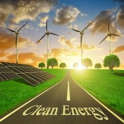 Clean energy on the horizon