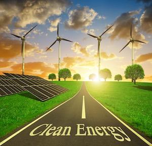 Clean energy on the horizon