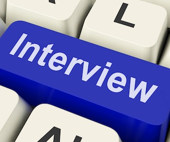 Interview keyboard