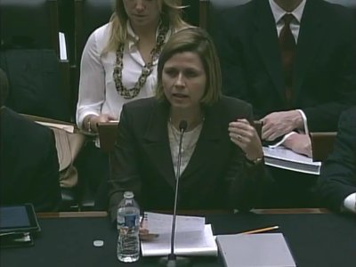 Dr. Fiona Scott Morton, panel witness