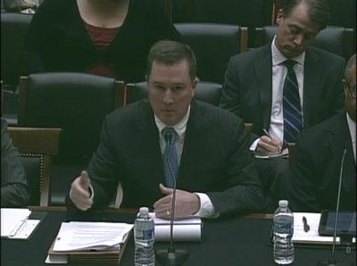 John Thorne, panel witness