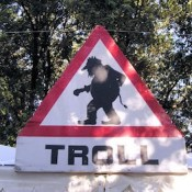 Troll Warning