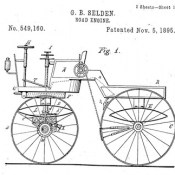 Figure 1 of Selden's '160 patent.