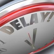 Delay clock