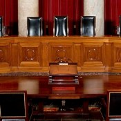Supreme Court bench
