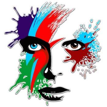 Bowie eyes