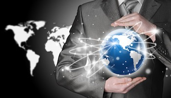 global-businessman-concept