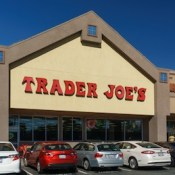 Trader Joe's store in Santa Clarita, California.