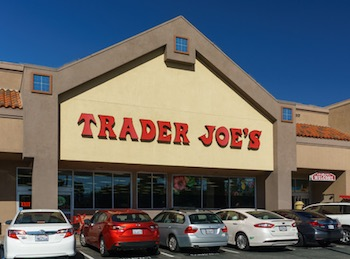 Trader Joe's store in Santa Clarita, California.
