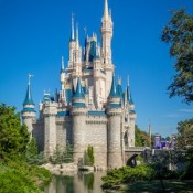 Cinderella's Castle, Disney World Magic Kingdom.