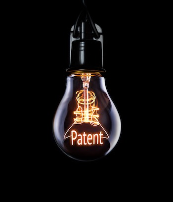 Patent lightbulb