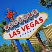 """Las Vegas: Welcome to Vegas Sign"" by WriterGal39. Licensed under CC BY-ND 2.0."