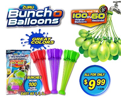 Telebrands loses $12 3 million verdict for willful patent infringement of  Bunch O Balloons - IPWatchdog com | Patents & Patent Law