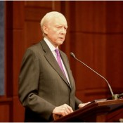Senator Orrin Hatch (R-UT) unveils his innovation agenda.