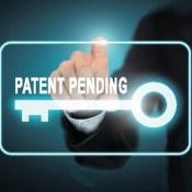 patent pending key