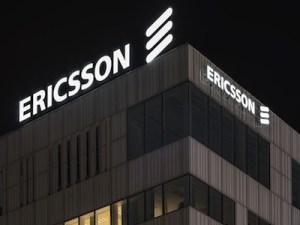 Ericsson office in Kista, Sweden. Courtesy Ericsson press photo library.