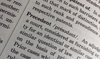 Precedential