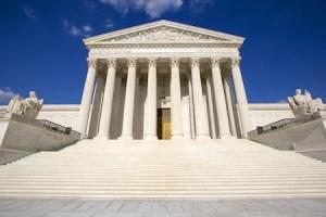 Supreme Court front steps