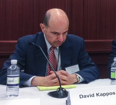 Former USPTO Director David Kappos did not paint a rosey picture of the U.S. patent system.