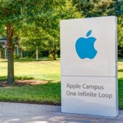 Apple headquarters. Cupertino, California.